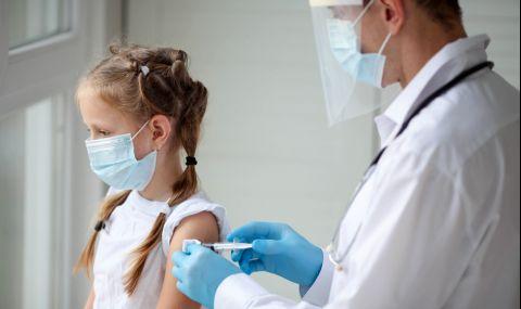 В Словакия започна ваксинация на деца над 5 г. - 1