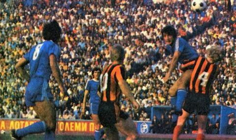 На този ден преди 45 години Левски записва най-голямата си победа в Европа (ВИДЕО) - 1