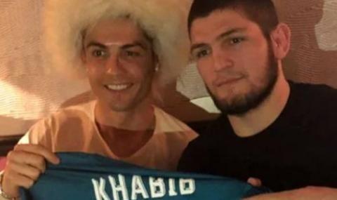 Нурмагомедов разкри защо приятелят му Роналдо е напуснал Италия - 1