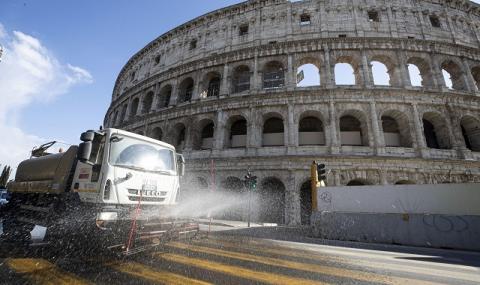 Италия няма излишни приятели