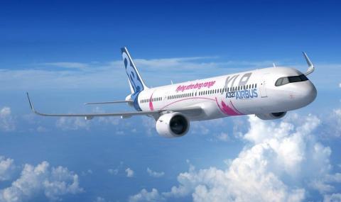 Нискотарифна авиокомпания купи 20 самолета от Airbus