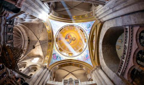 2020 година се превърна в невъзможна за религиозен туризъм
