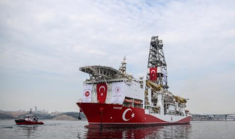 Гърция: Турция да върне кораба