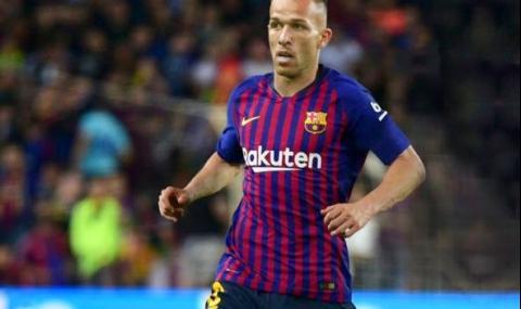 Артур обяви бойкот на Барселона