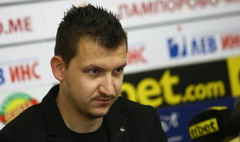 Любо Пенев отказа да коментира евентуален трансфер на Тодор Неделев