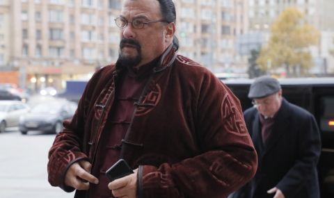 Стивън Сегал изготвя закони в Русия