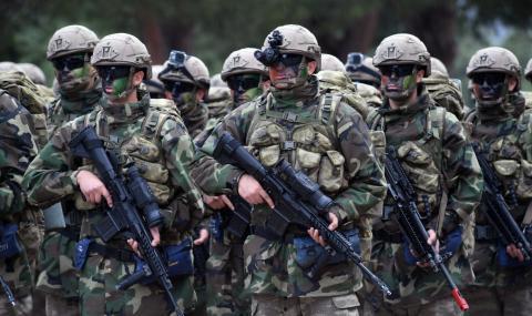 Турски командоси влязоха в Ирак