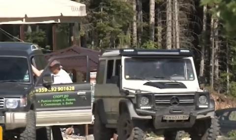 Ще спре ли незаконното движение на джипове по пътя за Седемте рилски езера? (ВИДЕО)