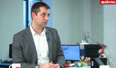 Димитър Делчев пред ФАКТИ: В държавата на ГЕРБ никой не работи това, за което е учил (ВИДЕО)