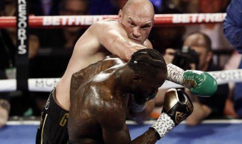 Шефът на WBC: Целият свят иска да види битка между Фюри и Джошуа