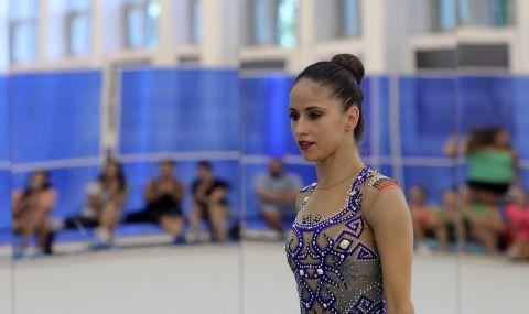 Владинова за ансамбъла по художествена гимнастика: Най-добри са в момента