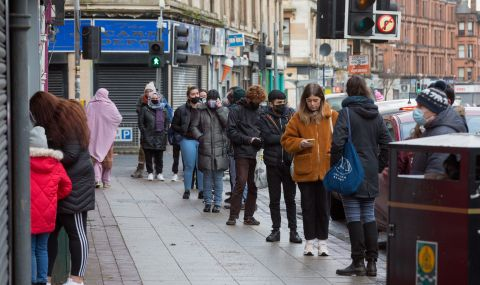 Отпаднаха ограниченията за пътуване в Шотландия