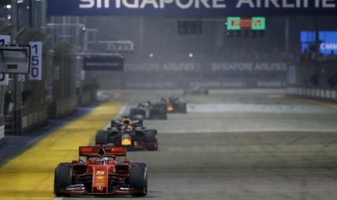 Виетнам домакинства на състезание от Формула 1 през ноември