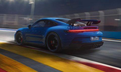 Porsche показа нов повелител на