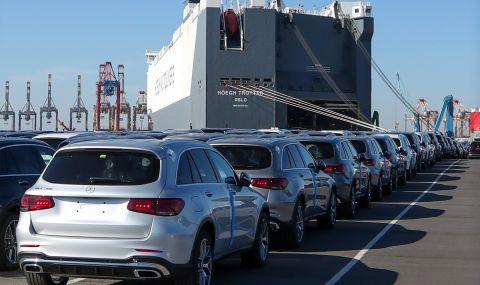 Голям скок в продажбата на автомобили в ЕС - 1