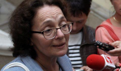 Проф. Коларова: Жалко е, че Радев се осмели за консултации едва на петата година