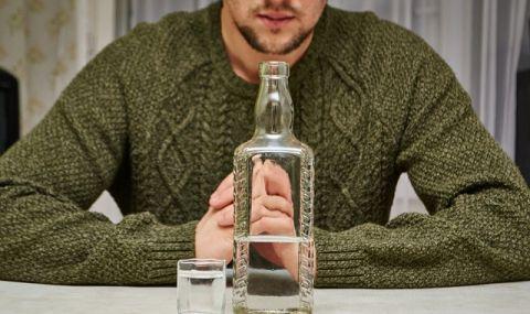 Алкохолът не е лекарство срещу пандемията