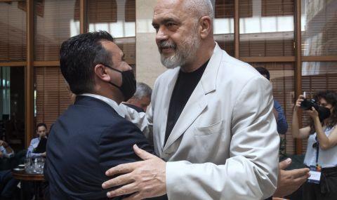 Рама към Заев: Дано да не поискат да се наречете Западна България - 1