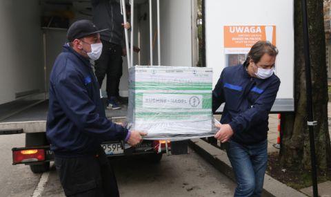 България чака още 17 550 ваксини днес