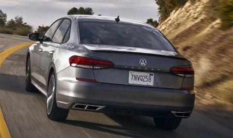 Volkswagen спира производството на Passat в САЩ - 1