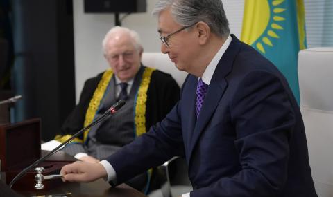 Казахстан крачи към модерна и независима съдебна система