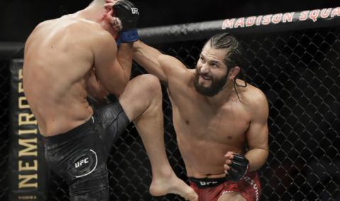 Хорхе Масвидал заплаши UFC