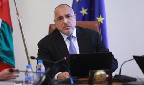 Борисов получи похвала в телефонен разговор
