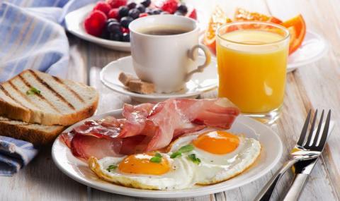 Никога повече не яжте яйца на закуска