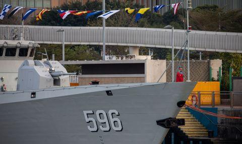 CNN: Китай вече има най-големия военен флот в света