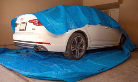 Как да спасите колата от наводнение: просто изобретение от една жена-инженер (ВИДЕО) - 1