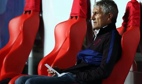 Неизбежното се случи: Барселона уволни треньора