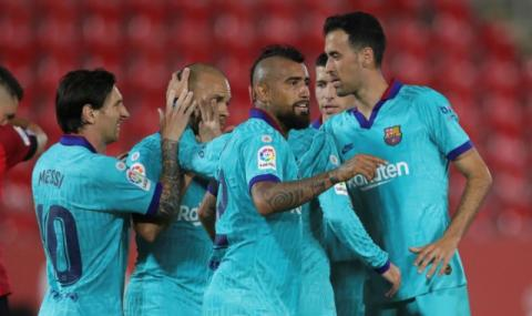 Барселона променя тактиката си за мача с Байерн Мюнхен