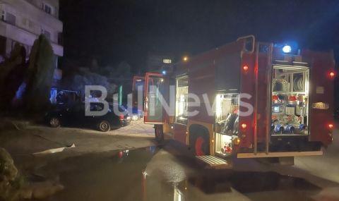 23-годишен е починалият при пожара в магазин във Враца - 1
