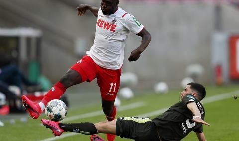 Кьолн изпусна победата срещу Майнц 05
