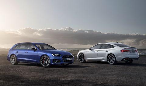 Няколко модела на Audi получиха Competition версии - 1