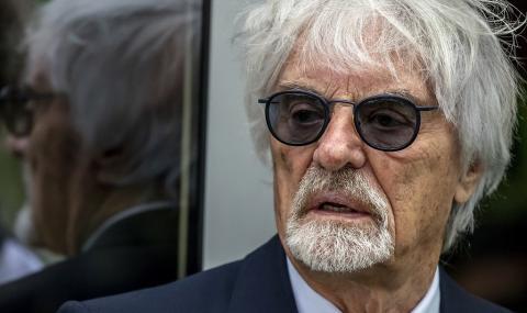Бърни Екълстоун: Хамилтън не би оцелял във Ферари, ако Льоклер е там