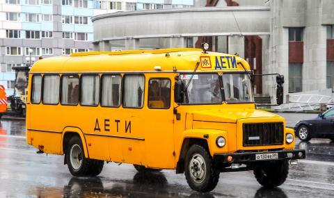 Украйна забрани купуването на руски автобуси