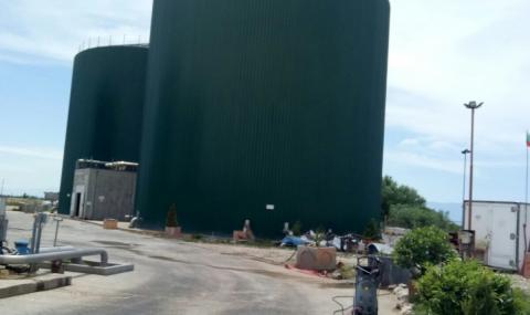 Спряха биоцентралата, тровеща село Труд, докато се приведе в ред