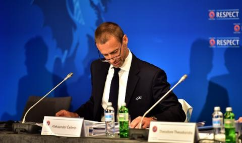 УЕФА отговори на Кралев за расизма