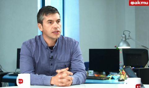 Росен Миленов пред ФАКТИ от Съдебната палата: Днес не трябва да клякаме пред мафията