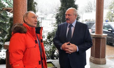 Путин не отстъпва пред Лукашенко за петрола
