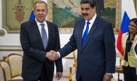 Русия и Венецуела засилват сътрудничеството