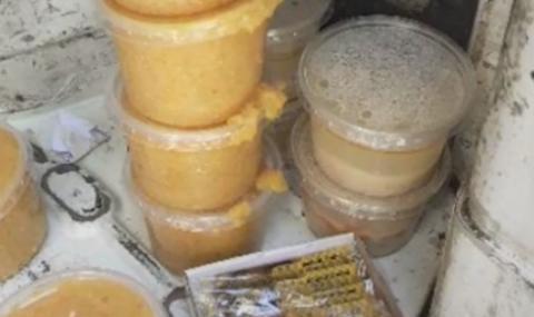 Затвориха временно фирмата, доставяла развалена храна в софийските болници