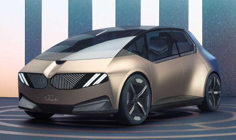 BMW представи кола от 2040 година - 1