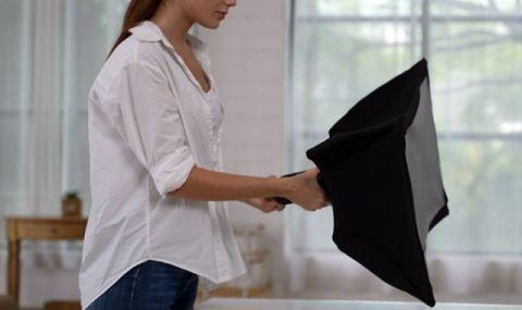 Сгъваем дисплей на принципа на чадър (ВИДЕО) - 1