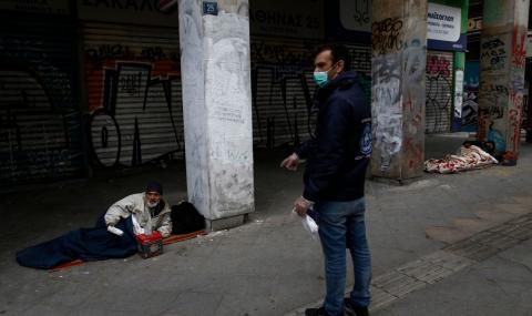 В Гърция дават 400 евро на дългосрочно безработните