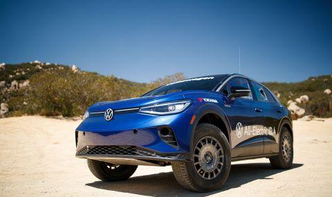 Volkswagen показа електрически ID.4 за офроуд - 3