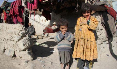 UNICEF: Гладът в Афганистан застрашава живота на милиони деца - 1