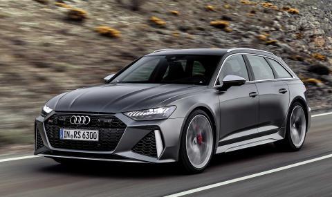 Audi Sport ще електрифицира всички бъдещи RS-модели