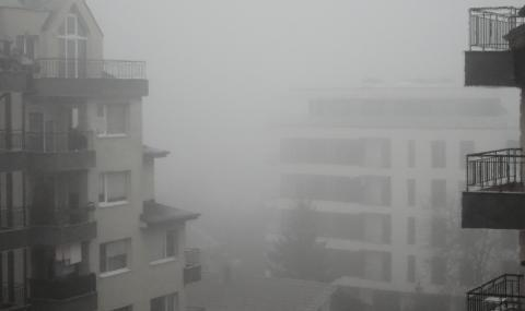 Пак мръсен въздух в София